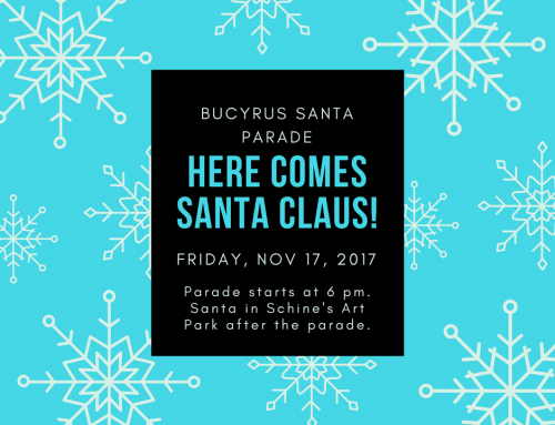 Santa Parade is a Bucyrus Tradition