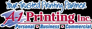 A-1 Printing Logo