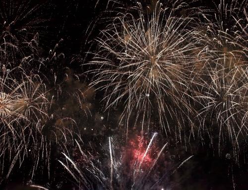 Bucyrus Kiwanis Club 2017 Fireworks