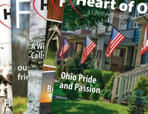 Advertisement Opportunity in Heart of Ohio Magazine
