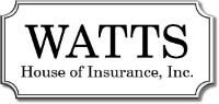 Watts Insurance Logo