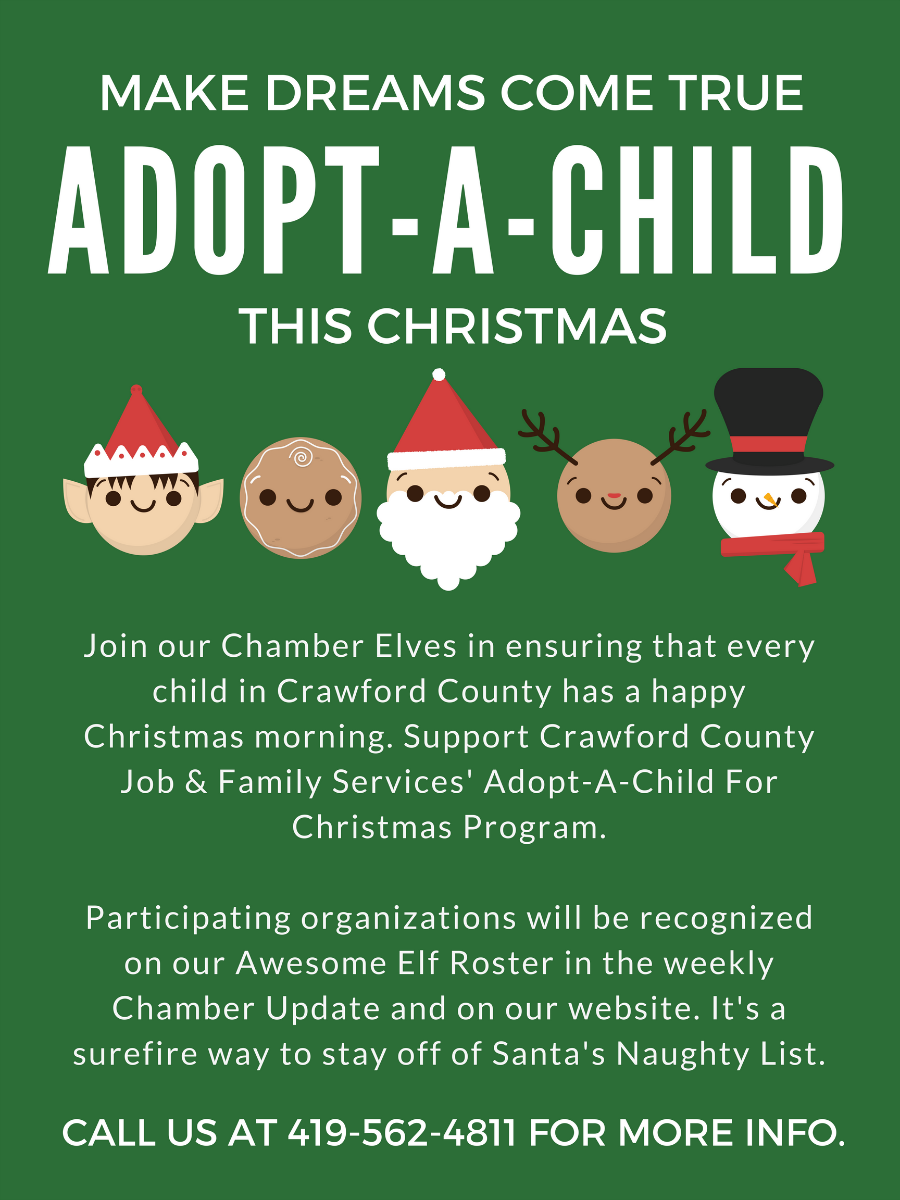 Sponsor A Child For Christmas