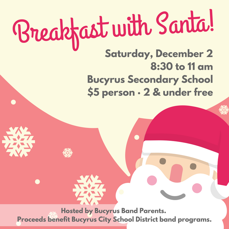 089d8065f03a Breakfast with Santa! – Bucyrus Area Chamber of Commerce