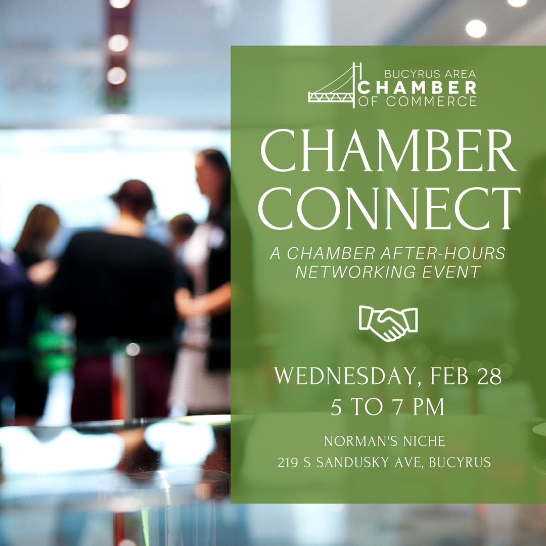 Chamber Connect: A Chamber After-Hours Networking Event