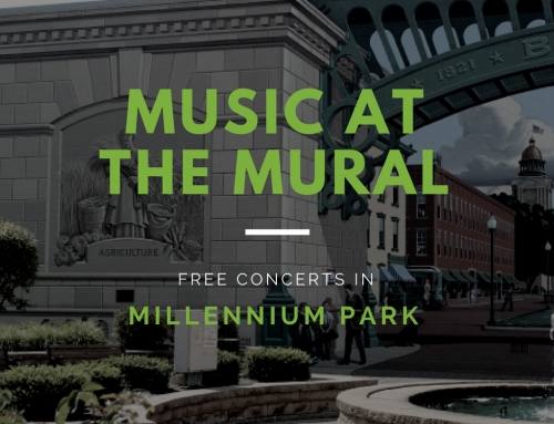 2018 Music at the Mural