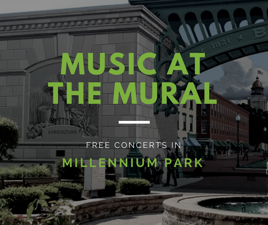 2018 Music at the Mural – Bucyrus Area Chamber of Commerce