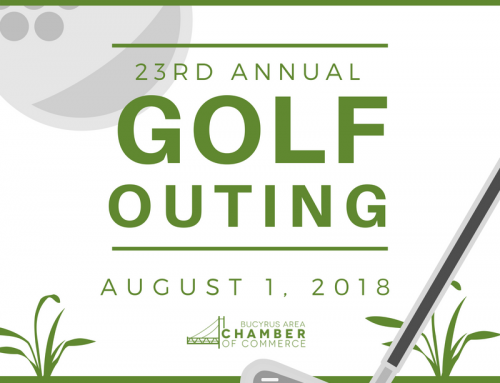 Chamber Golf Outing is August 1