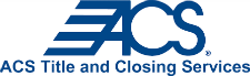ACS Title and Closing Logo