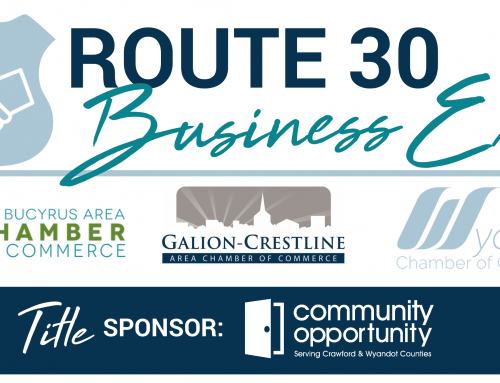 Bucyrus Area Chamber Co-Hosts Route 30 Business Expo
