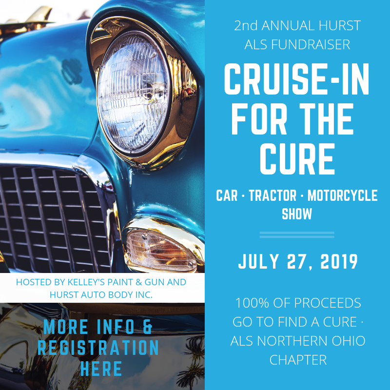 Cruise-In for the Cure: 2nd Annual Hurst ALS Fundraiser