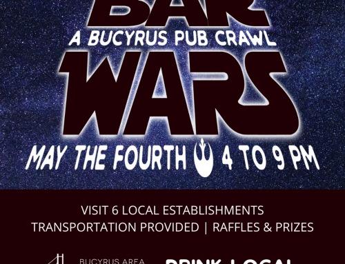 Bar Wars BACC Pub Crawl May the Fourth
