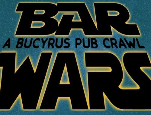 Bar Wars May the Fourth Fun at BACC Pub Crawl